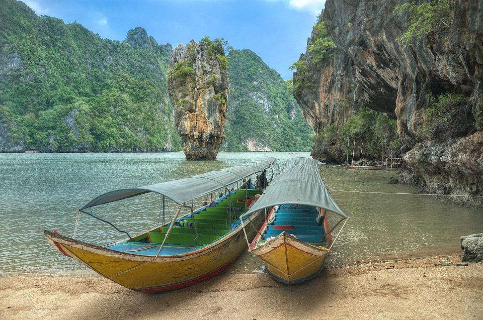 Kiedy lecieć do Tajlandii na wakacje